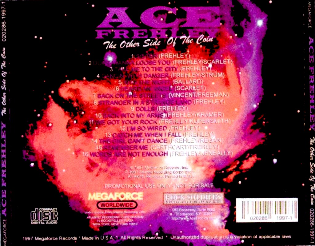 Ace Frehley - The Other Side Of The Coin (Demos) [Megaforce] - Back Cover.jpg